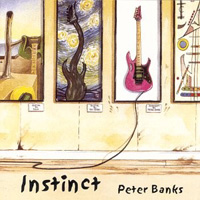 Peter Banks - Instinct CD (album) cover