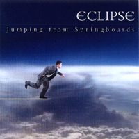 Eclipse - Jumping From Springboards  CD (album) cover