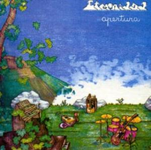 Apertura by ETERNIDAD album cover