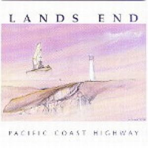 Lands End Pacific Coast Highway album cover