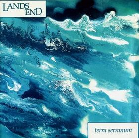 Lands End - Terra Serranum CD (album) cover