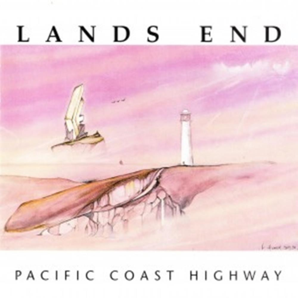 Lands End - Pacific Coast Highway CD (album) cover