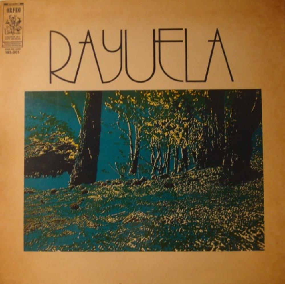 Rayuela - Rayuela CD (album) cover