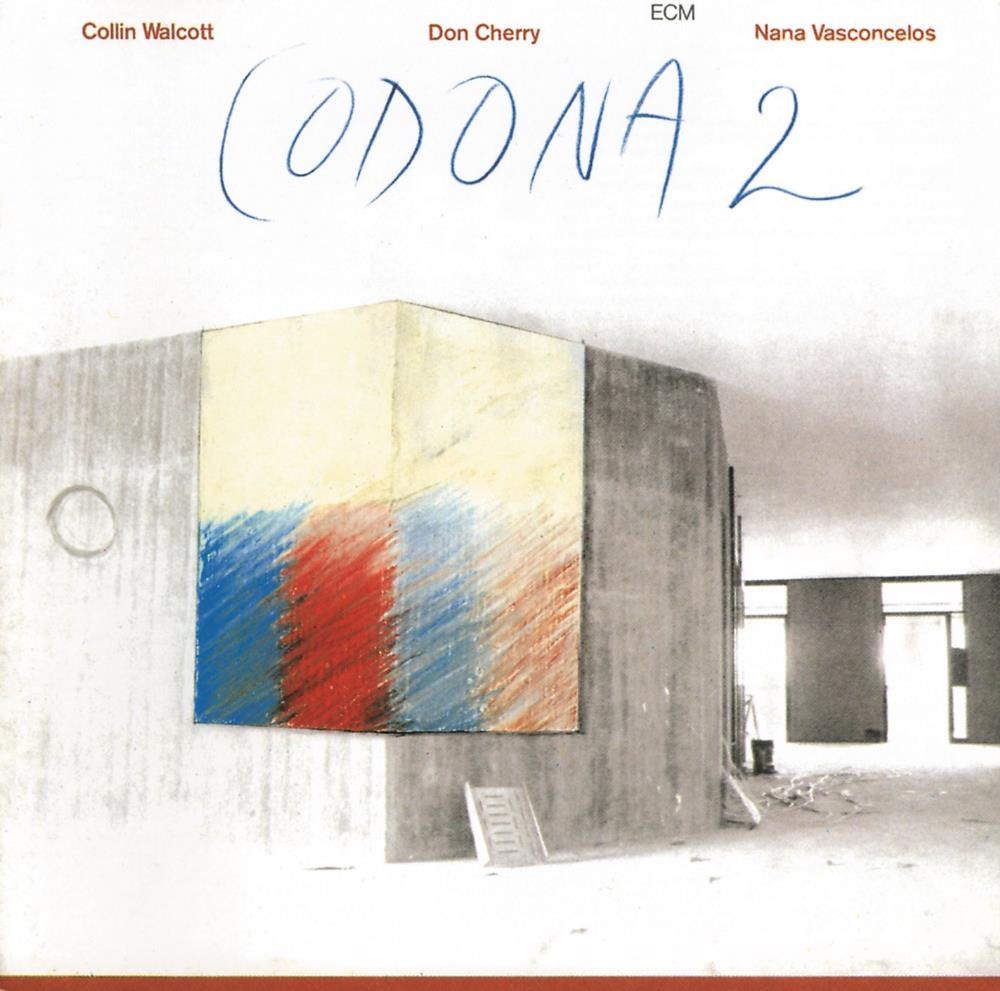 Codona 2 by CODONA album cover