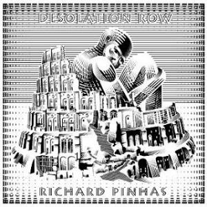 Richard Pinhas Desolation Row album cover