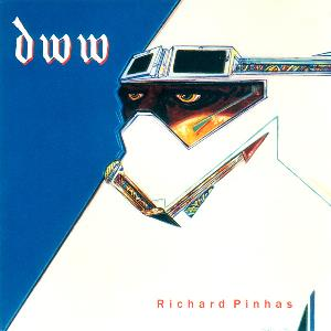 Richard Pinhas - DWW CD (album) cover