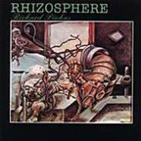 Richard Pinhas Rhizosphère album cover
