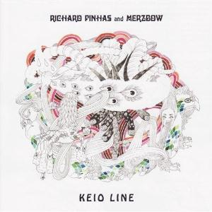 Richard Pinhas Keio Line (with Merzbow) album cover