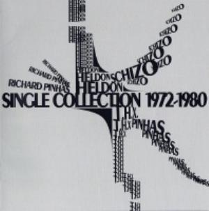 Richard Pinhas Single Collection 1972-1980 album cover