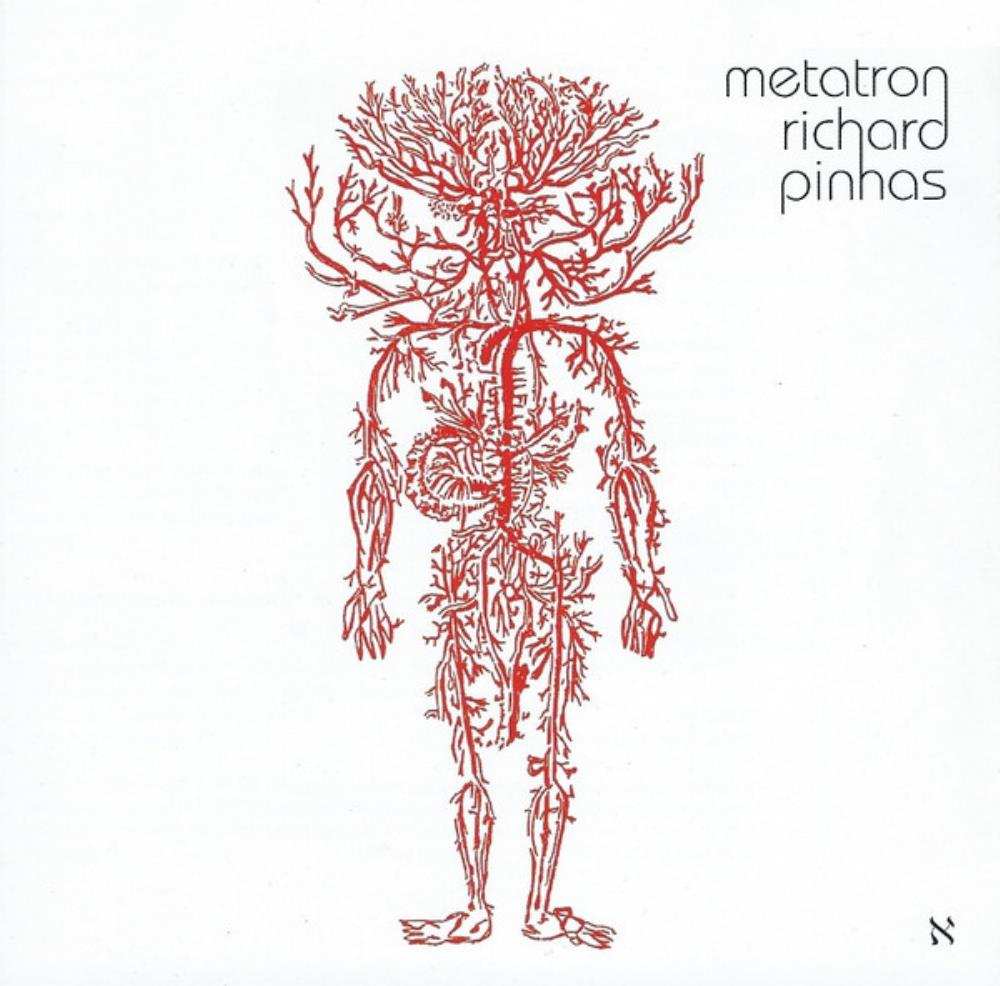 Richard Pinhas Metatron album cover