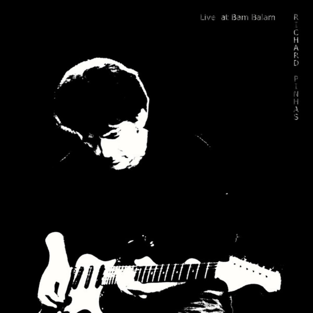 Live at Bam Balam by PINHAS, RICHARD album cover