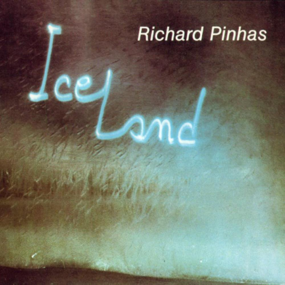 Richard Pinhas - Iceland CD (album) cover