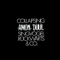 Amon D��l - Collapsing CD (album) cover