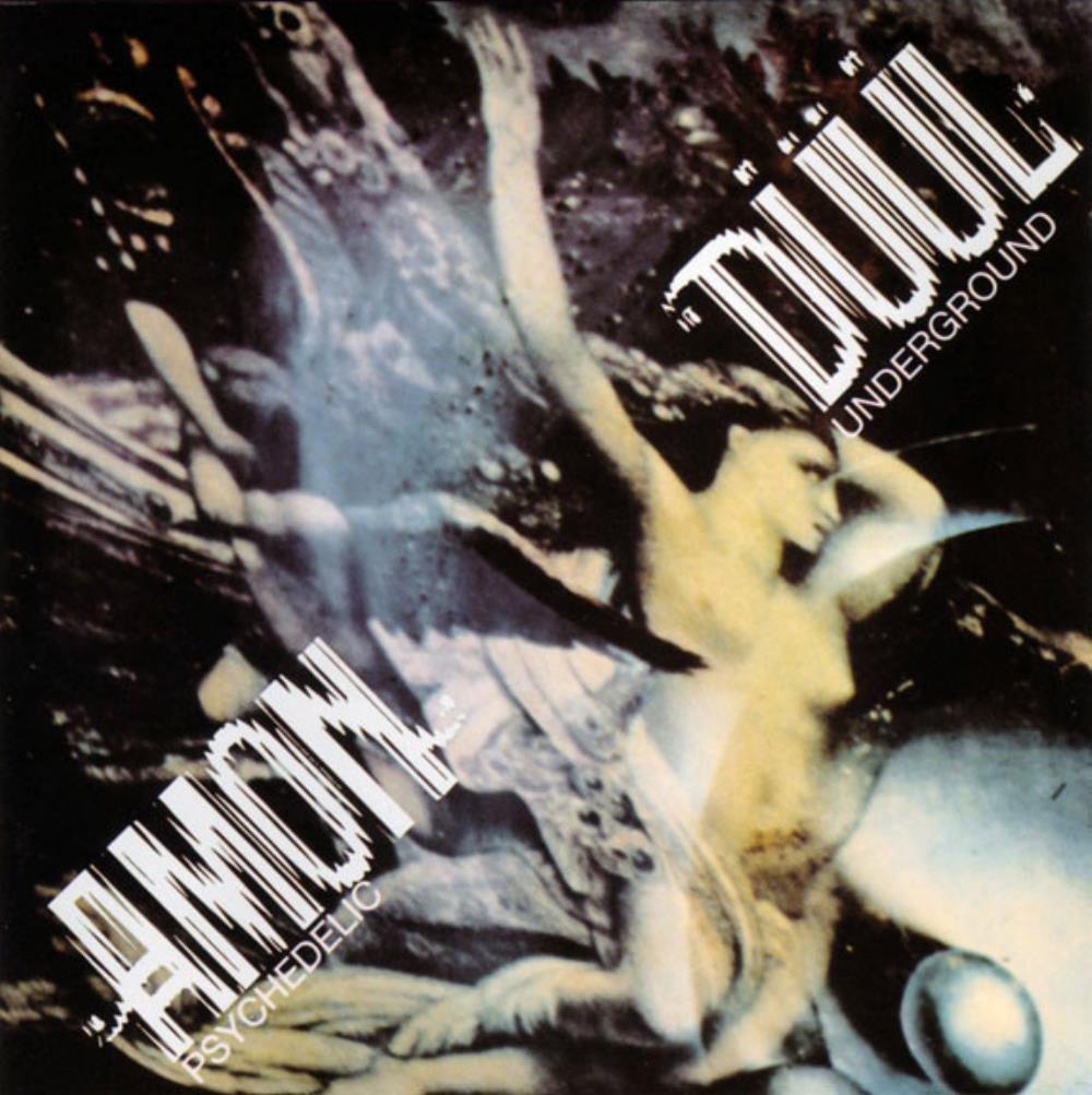 Psychedelic Underground [Aka: Minnelied] by AMON DÜÜL album cover