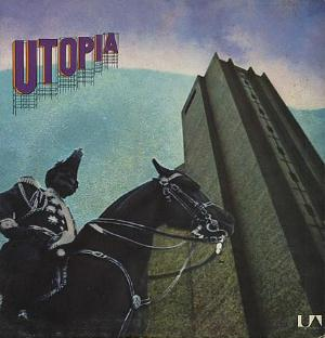 Utopia by UTOPIA album cover