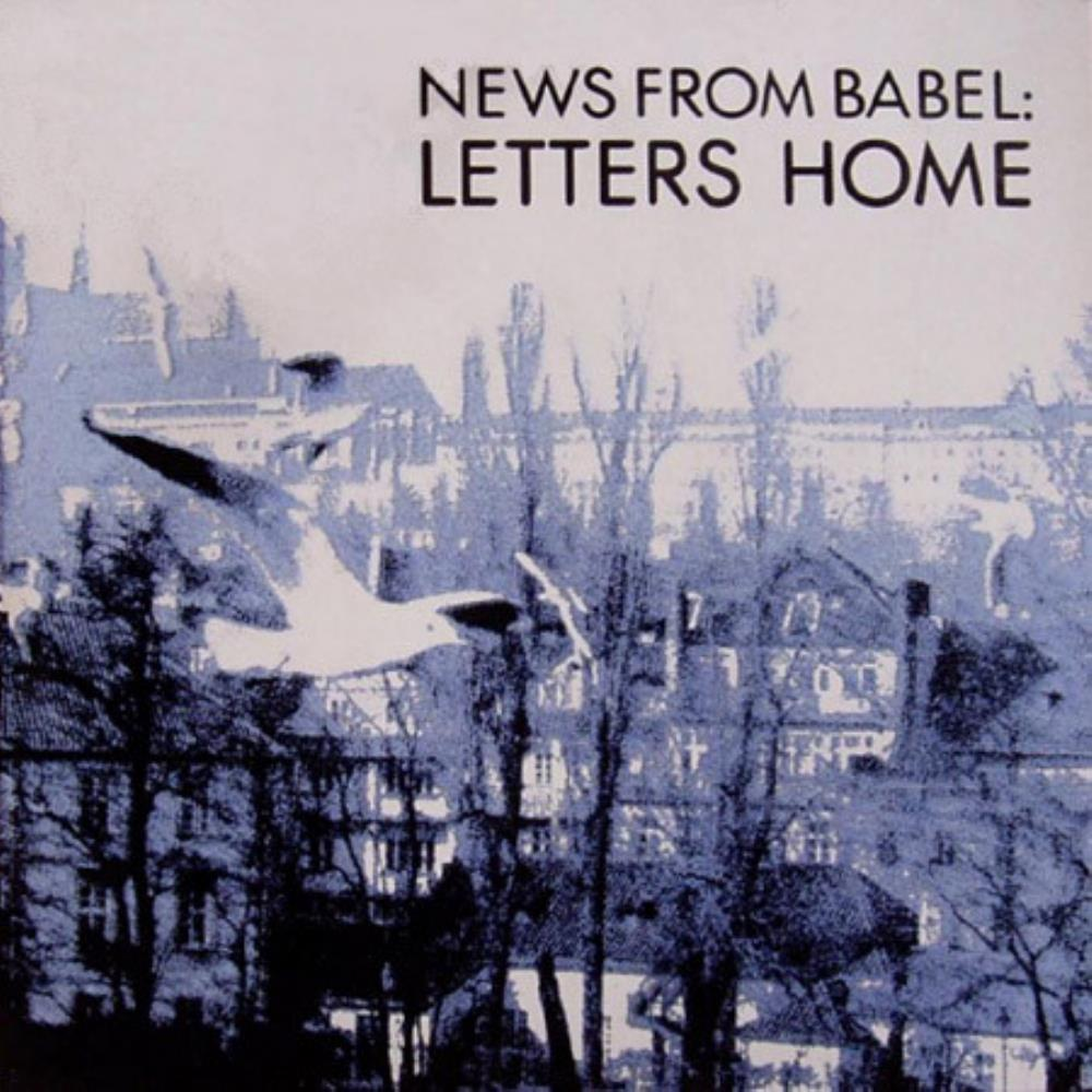 Letters Home by NEWS FROM BABEL album cover
