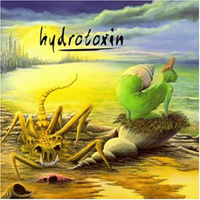Hydrotoxin - Oceans CD (album) cover