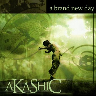 A Brand New Day by AKASHIC album cover