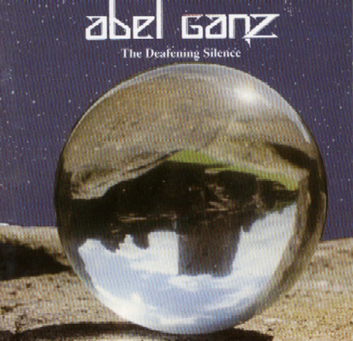 Abel Ganz The Deafening Silence album cover