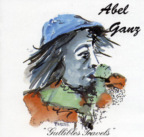 Abel Ganz Gullibles Travels album cover