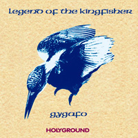 Gygafo - Legend Of The Kingfisher CD (album) cover