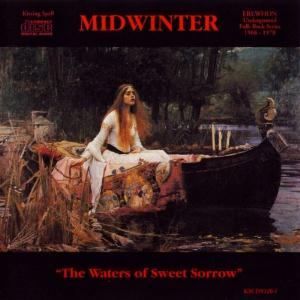 The Waters of Sweet Sorrow by MIDWINTER album cover