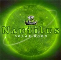 Nautilus - Solar Moon CD (album) cover