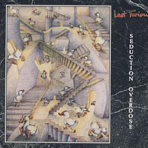 Seduction Overdose  by LAST TURION album cover