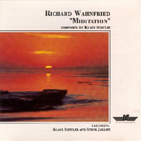 Richard Wahnfried Miditation album cover