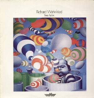 Time Actor by RICHARD WAHNFRIED album cover