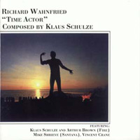 Richard Wahnfried - Time Actor CD (album) cover