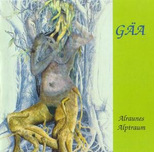 Gäa - Alraunes Alptraum CD (album) cover