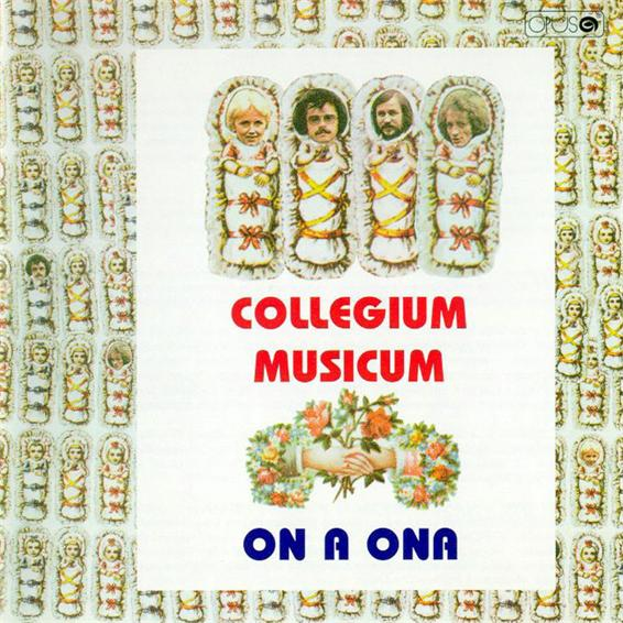 Collegium Musicum On A Ona album cover