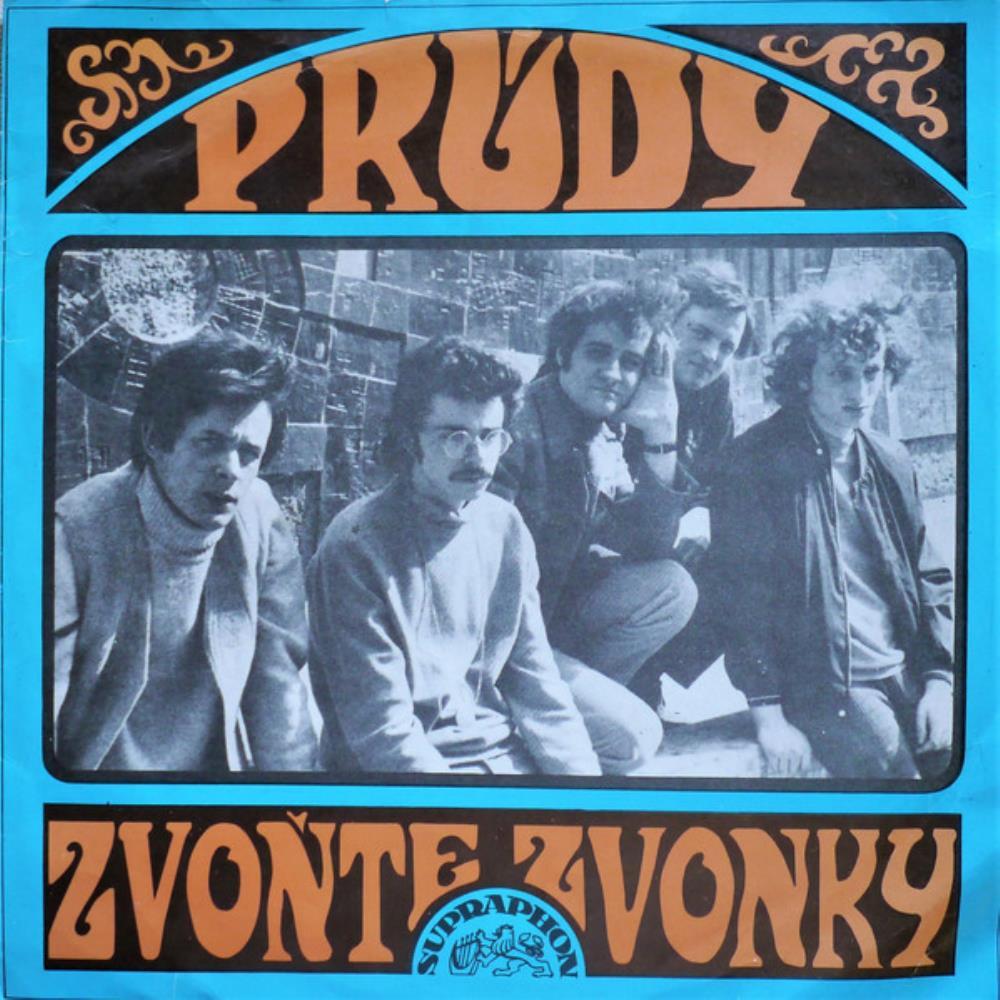 Prúdy: Zvoňte, Zvonky by COLLEGIUM MUSICUM album cover