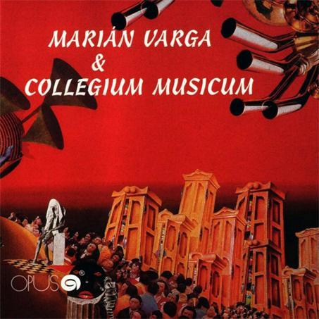 Marián Varga & Collegium Musicum by COLLEGIUM MUSICUM album cover