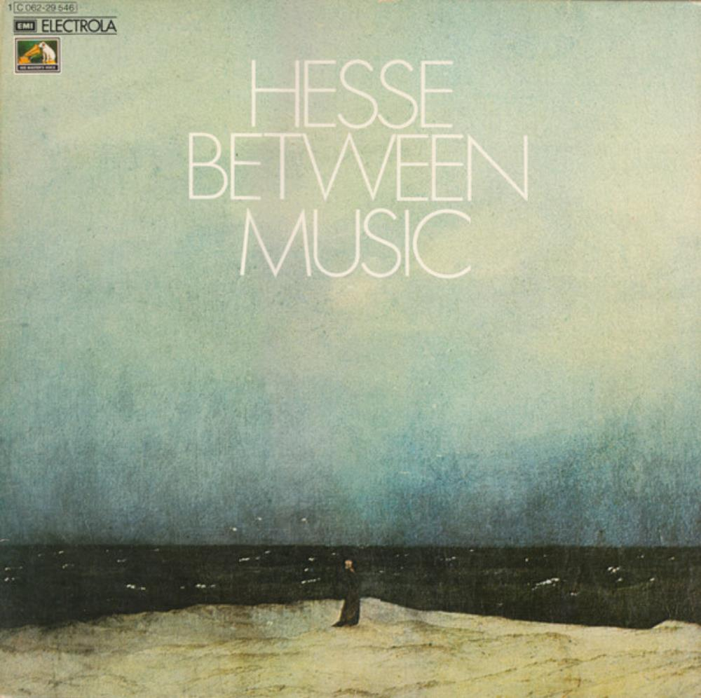 Between - Hesse Between Music CD (album) cover