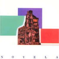 Novela - Paradise Lost CD (album) cover