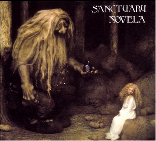 Novela - Sanctuary CD (album) cover
