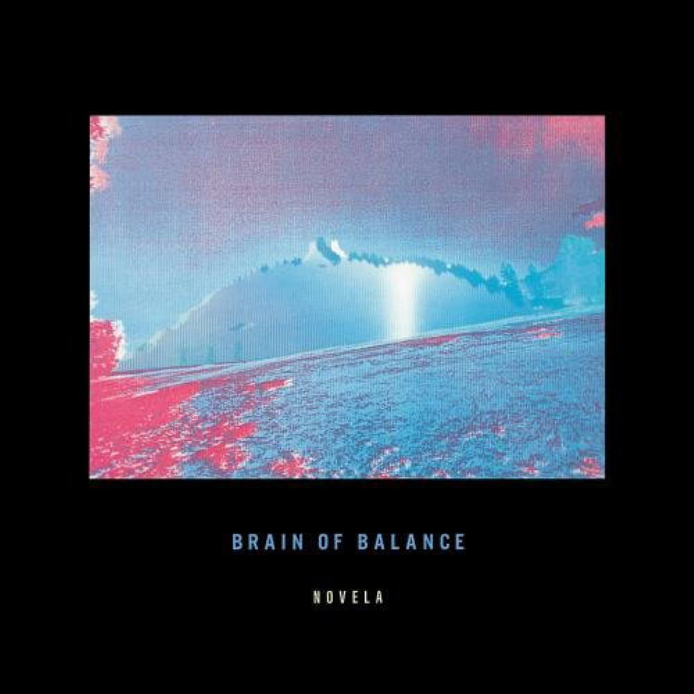 Brain Of Balance by NOVELA album cover