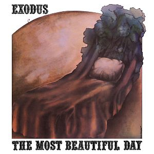 The Most Beautiful Day by EXODUS album cover