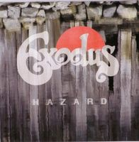 Hazard by EXODUS album cover