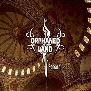 Orphaned Land - Sahara CD (album) cover