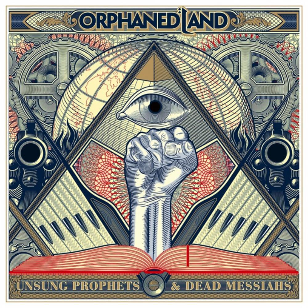 Unsung Prophets & Dead Messiahs by ORPHANED LAND album cover