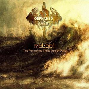 Orphaned Land - Mabool - The Story Of The Three Sons Of Seven CD (album) cover