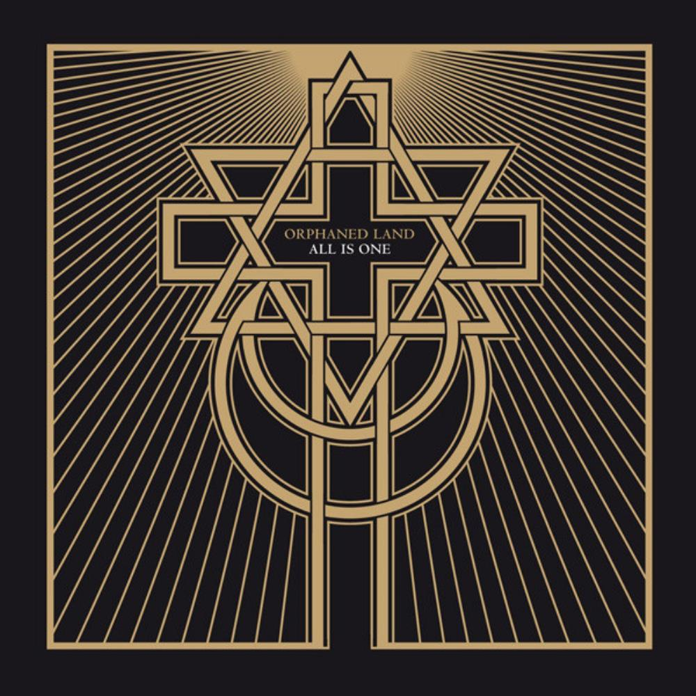 Orphaned Land All Is One album cover