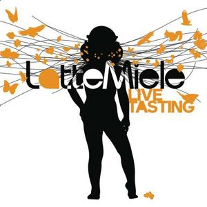 Live Tasting by LATTE E MIELE album cover