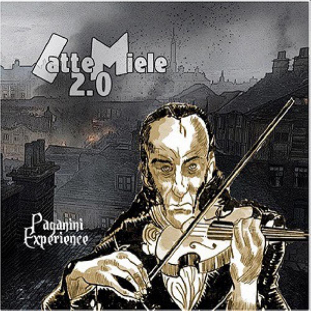 Latte E Miele 2.0: Paganini Experience by LATTE E MIELE album cover