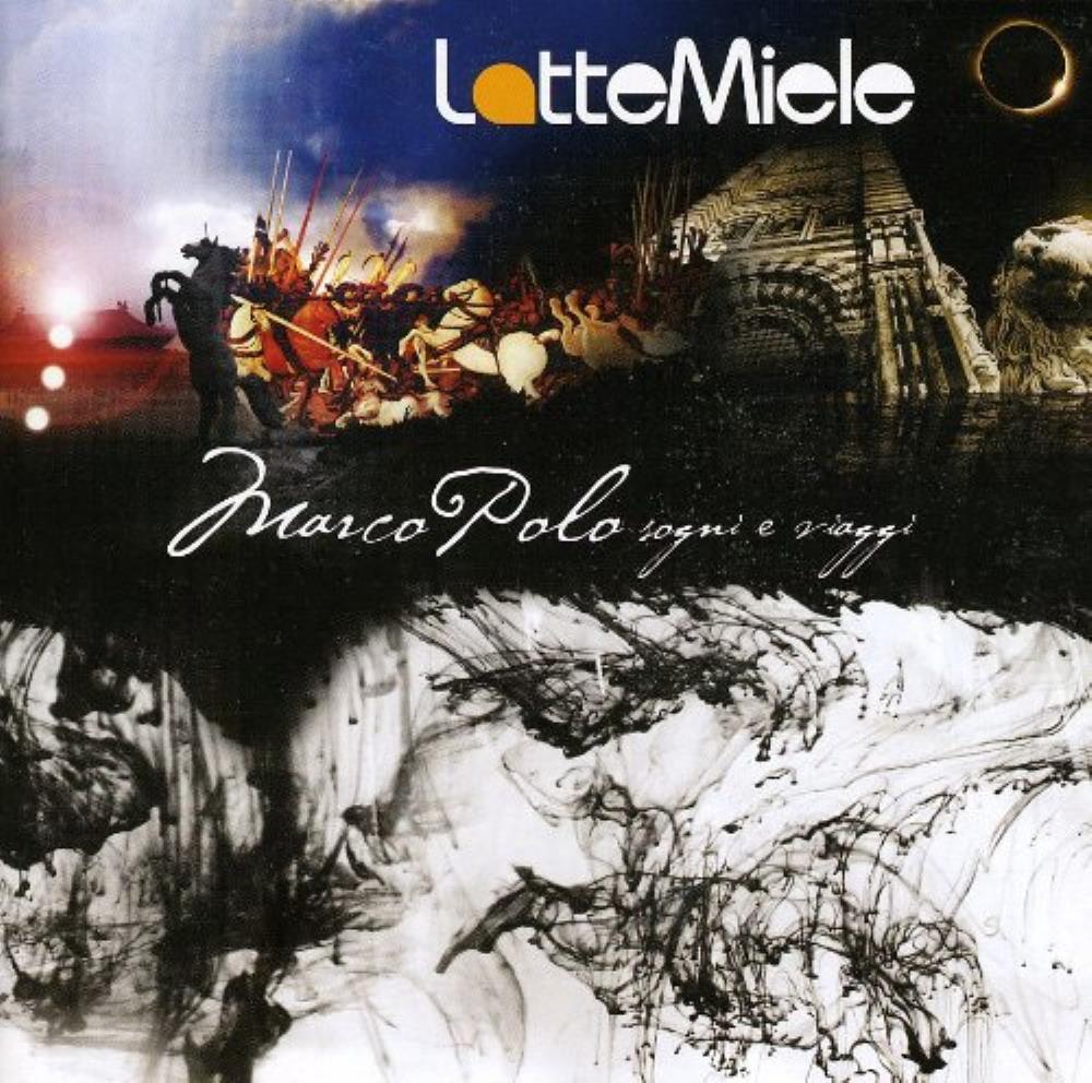 Marco Polo - Sogni E Viaggi by LATTE E MIELE album cover