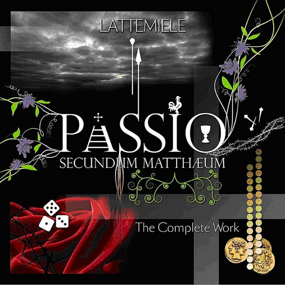 Passio Secundum Mattheum - The Complete Work by LATTE E MIELE album cover