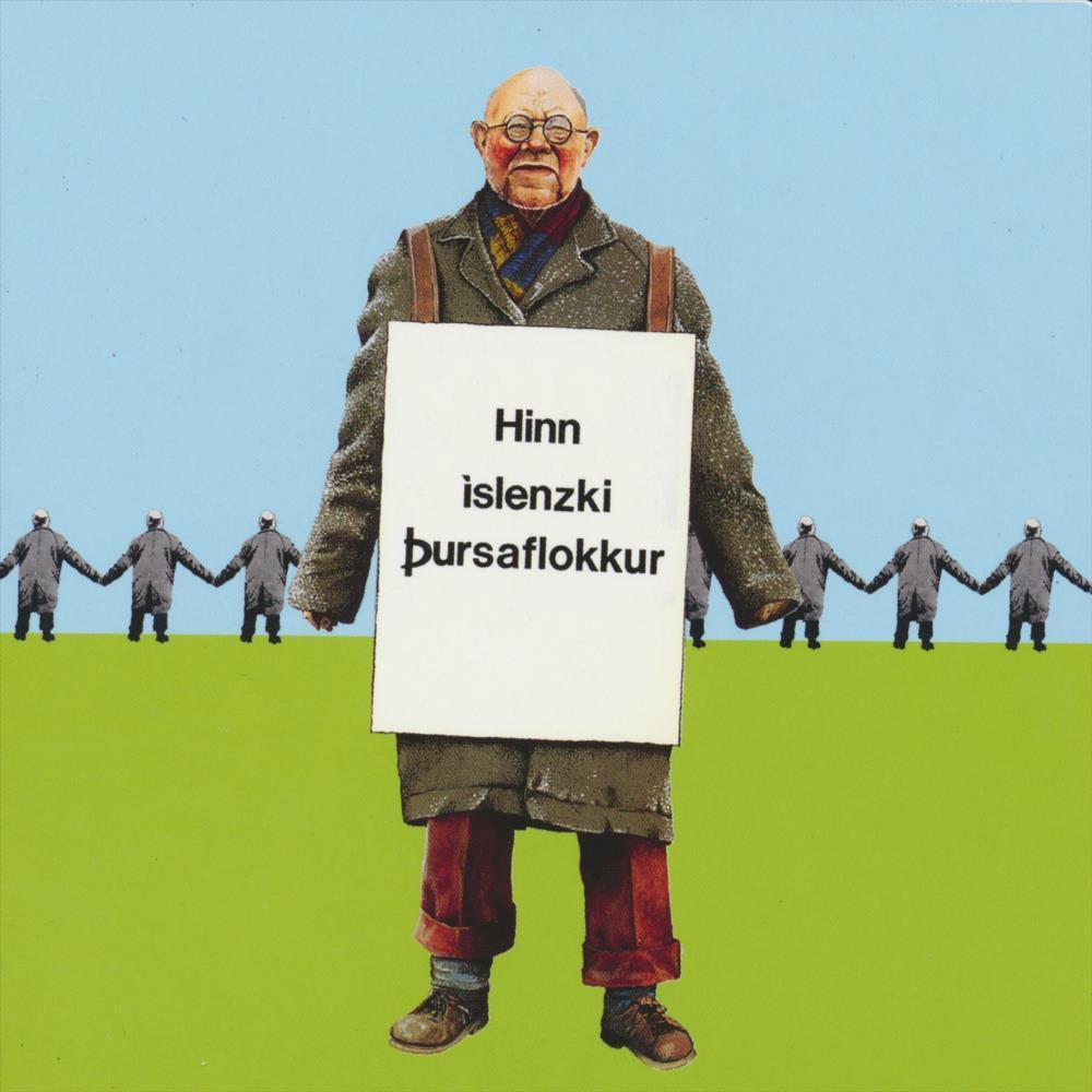Hinn Íslenzki Þursaflokkur by THURSAFLOKKURINN album cover